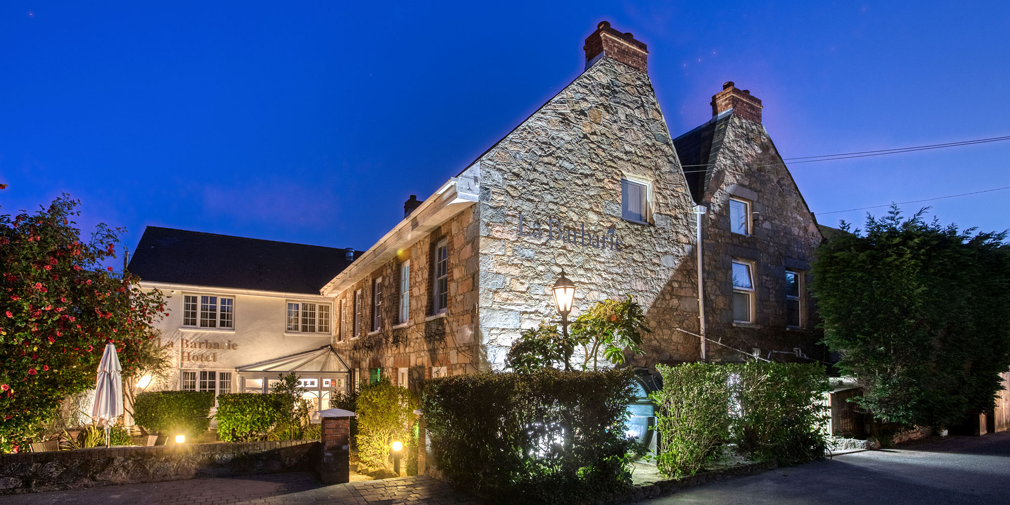 Guernsey country house hotel.